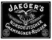 Jägers Norddeutscher Champagnerroggen
