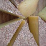 Käse-geschnitten